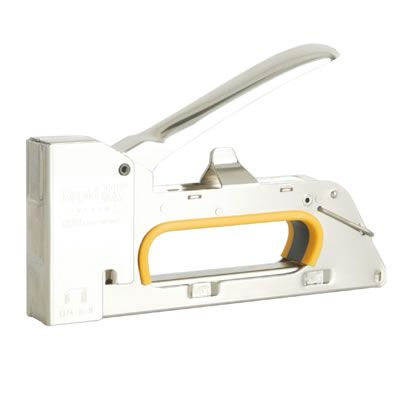 HAND STAPLING MACHINES & STAPLES