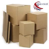 Double Wall Corrugated Cardboard Boxes