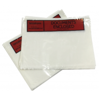 Tenzalopes Document Enclosed Envelopes