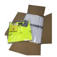 Lightweight Polythene Bags With Warning And Perforations