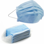Face Masks - 3 Ply Disposable