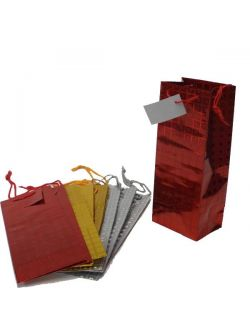 Holographic Bottle Bags 12