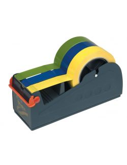 Triple Core Tape Dispenser for up to 75mm tape