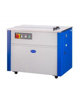 Semi-auto Strapping Machine 6mm-16mm Pp Strap CLOSED CABINET