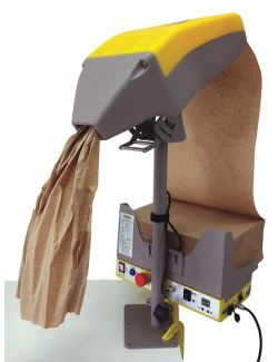 Powered Feed And Manual Tear Paper Dispenser