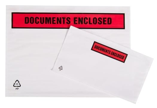 Document Enclosed Wallets
