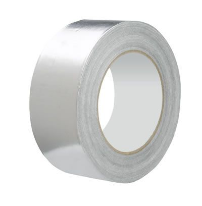 Aluminium Foil Tape With Silicone Release Liner