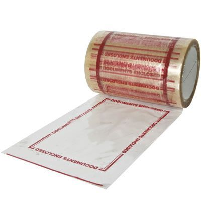 Pouches (330 per roll) Document Enclosed APT-1