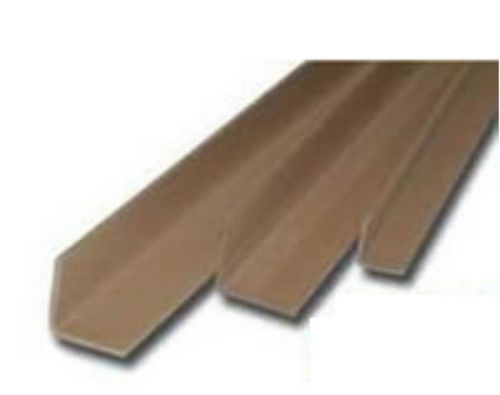 Cardboard Edge Protectors 35mm X 35mm X 1000mm 50/bundle