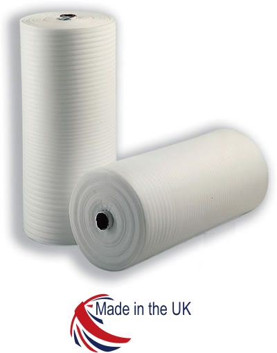 Packaging Foam Rolls 2.5mm 1000mm X 120m