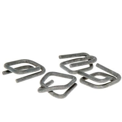 16mm Phosphated Buckles For Woven Polyester Strapping 1000/Box