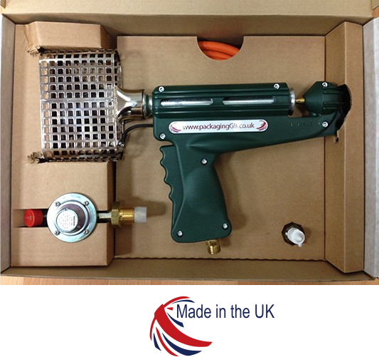 Packaging GB Heat Shrink Gun MK III