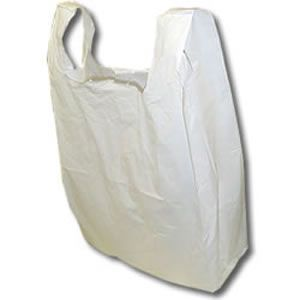 Vest Style Carrier Bags (WV-KES1) 275 x 415 x 520mm 1000/Box