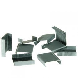 19mm Steel Strap Heavy Duty Snap On Seals (1000 Per Box)