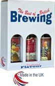 Printed Best of British Brewing 3 Bottle 330ml Bottle 20/Pack
