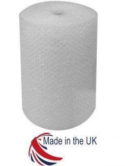 Extra Large Bubble, Bubble Wrap Roll 750mm X 50m