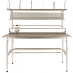 Complete Packing Station W160cm x D80cm x H162-184cm