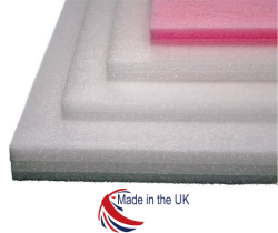 Foam Block 600mm X 400mm X 25mm 25/Pack