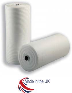 Packaging Foam Rolls 2.5mm 1500mm X 120m