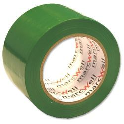 Green Floor Marking Tape