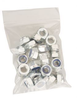 Grip Seal Bags - Clear