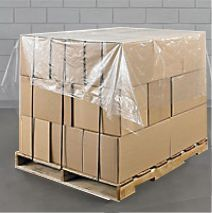 Pallet Top Sheets 1800mm X 1600mm X 40microns
