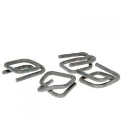 13mm Phosphated Buckles For Woven Polyester Strapping 1000/Box