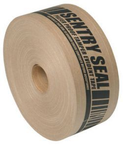 Sentry Seal pilfer proof tamper evident tape 6/Carton